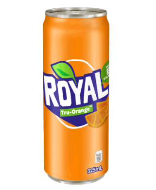 Royal in can