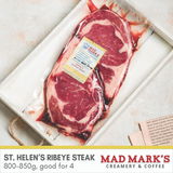 St. Helen's Ribeye Steak
