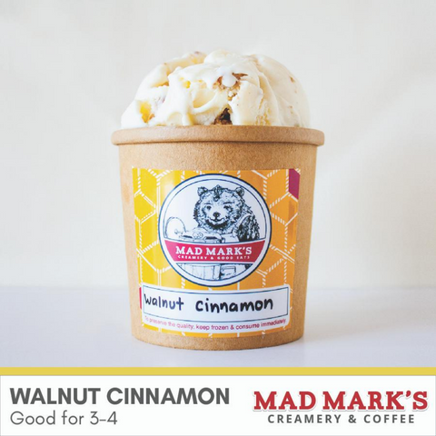 Walnut Cinnamon