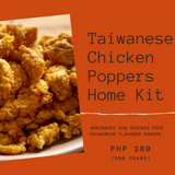 Taiwanese Poppers Home Kit