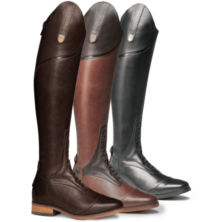 Mountain Horse Sovereign Field Boot (X-Slim and X-Wide)