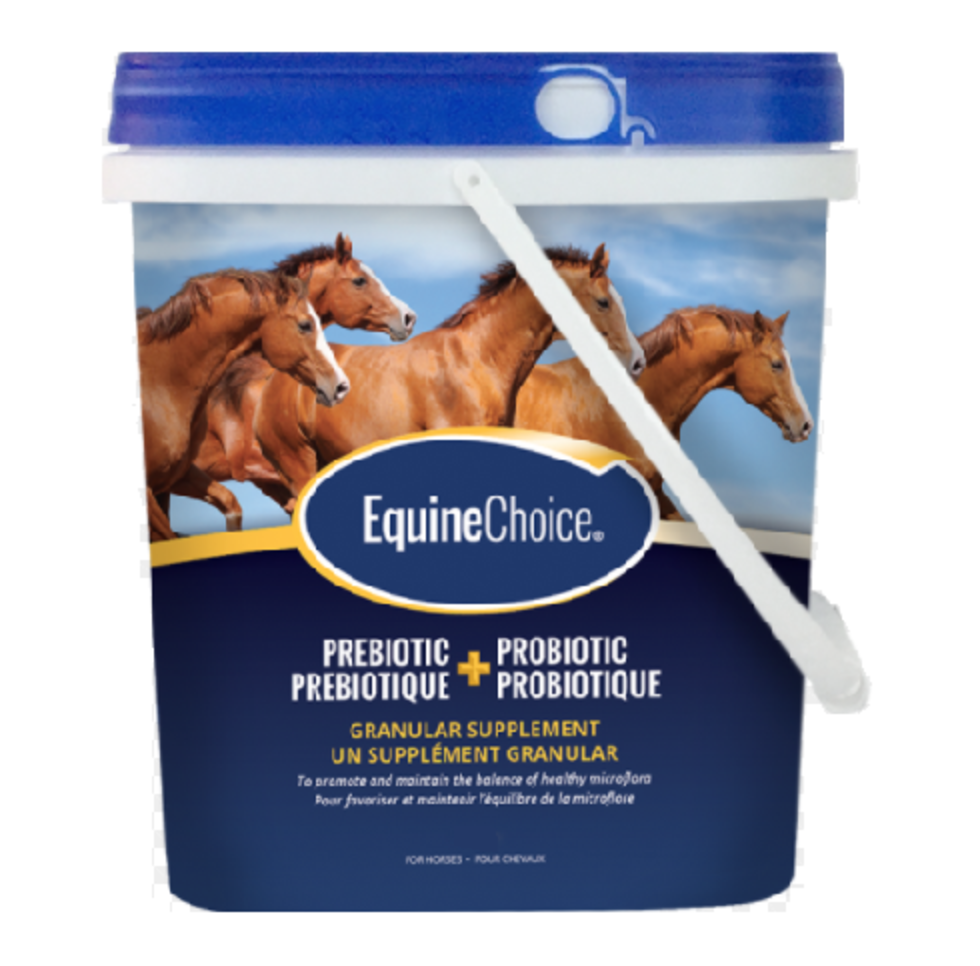 Equine Choice Prebiotic and Probiotic Supplement 1.7kg