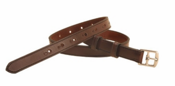 Tory Leather Stirrup Leather Belt