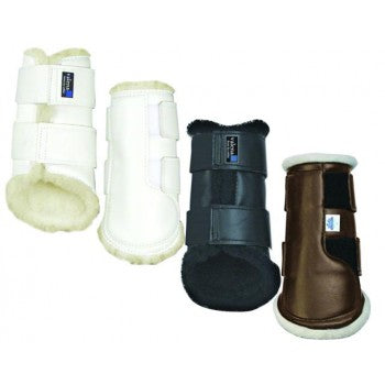 Valena Dressage Boots-Front