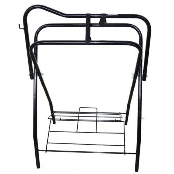 Metal Folding Saddle Stand