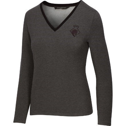 Arista V Neck Merino Sweater