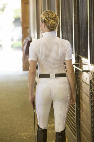 FITS PerforMAX White Breeches