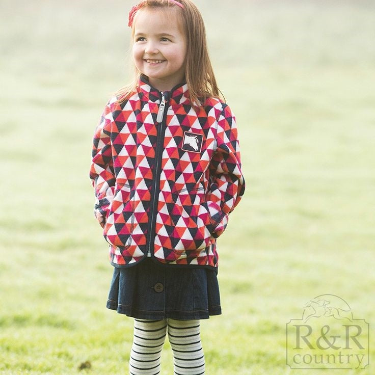 Horseware Kid's Geometric Fleece