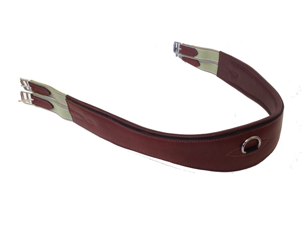 BHS Double Elastic Leather Girth