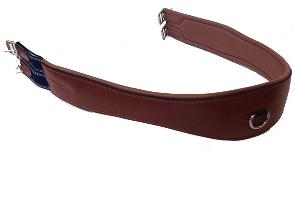 BHS Single Elastic Leather Girth