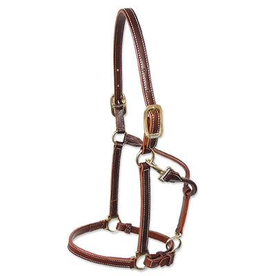 Walsh Leather Sportsman Halter