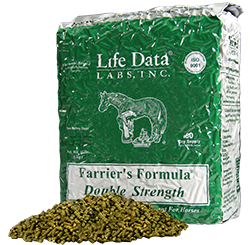 Life Data Farrier's Formula Double Strength