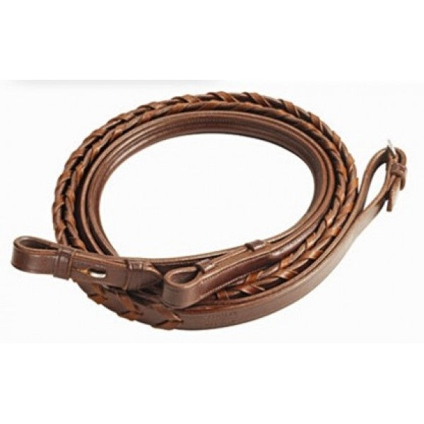Vespucci Fancy Raised Laced Reins