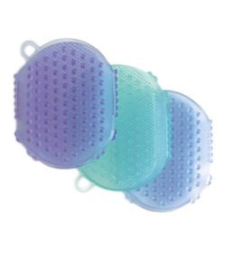 Jelly Scrubber Brush