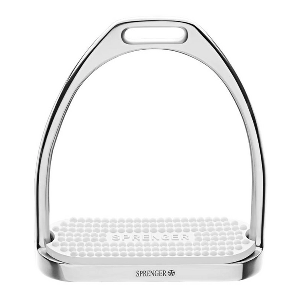 Sprenger Stainless Steel Fillis Stirrups