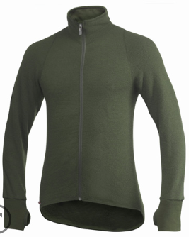 Woolpower Zip Jacket 400g