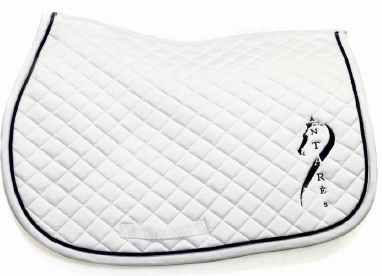 Antares Jumping Saddle Pad