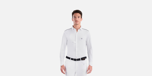 Horse Pilot Men's Aerolight Shirt Long Sleeve