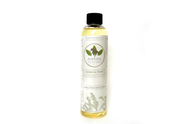 Purvida Green N' Clean Concentrated Shampoo