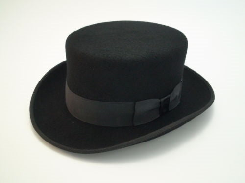 Smithbilt Navy Felt Top Hat