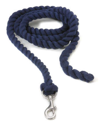 Shires Heavy Duty Cotton Leady Rope