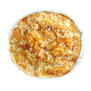 coffee project cheese tortilla pizza