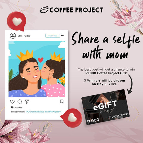 Coffee Project Mother's Day Photo Contest