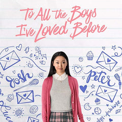 To All The Boy I've Loved Before on Netflix