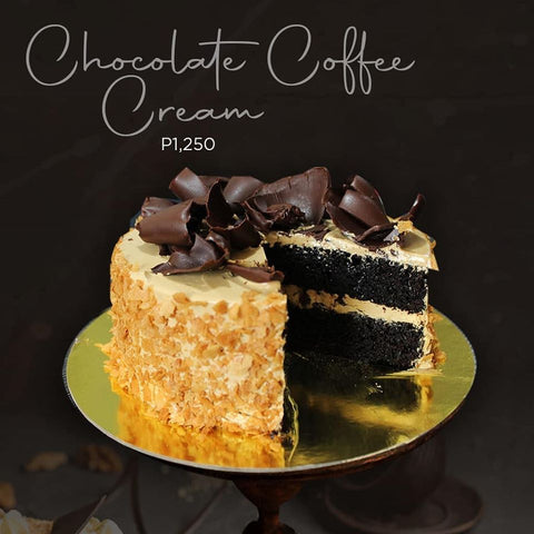 Father's Day - Chocolate Coffee Cream