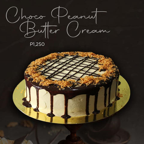 Father's Day - Choco Peanut Butter Cream