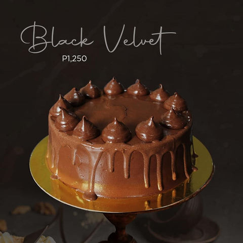 Father's Day - Black Velvet