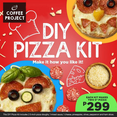 DIY Pizza - AllAmerican