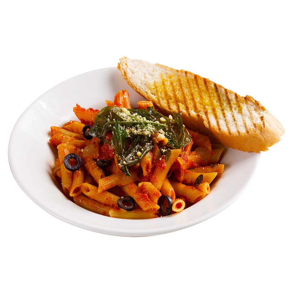 Arrabiata Penne-Coffee Project