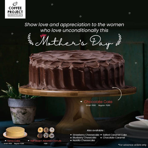 Chocolate Cake - Bake My Day