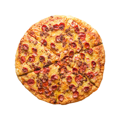 "New Yorker Pizza 18"" - All Day"