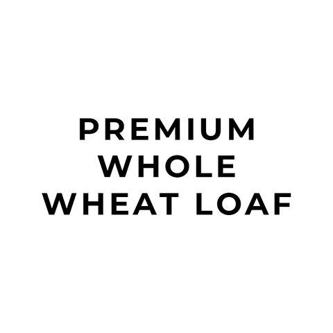 Premium Whole Wheat Loaf-Bake My day