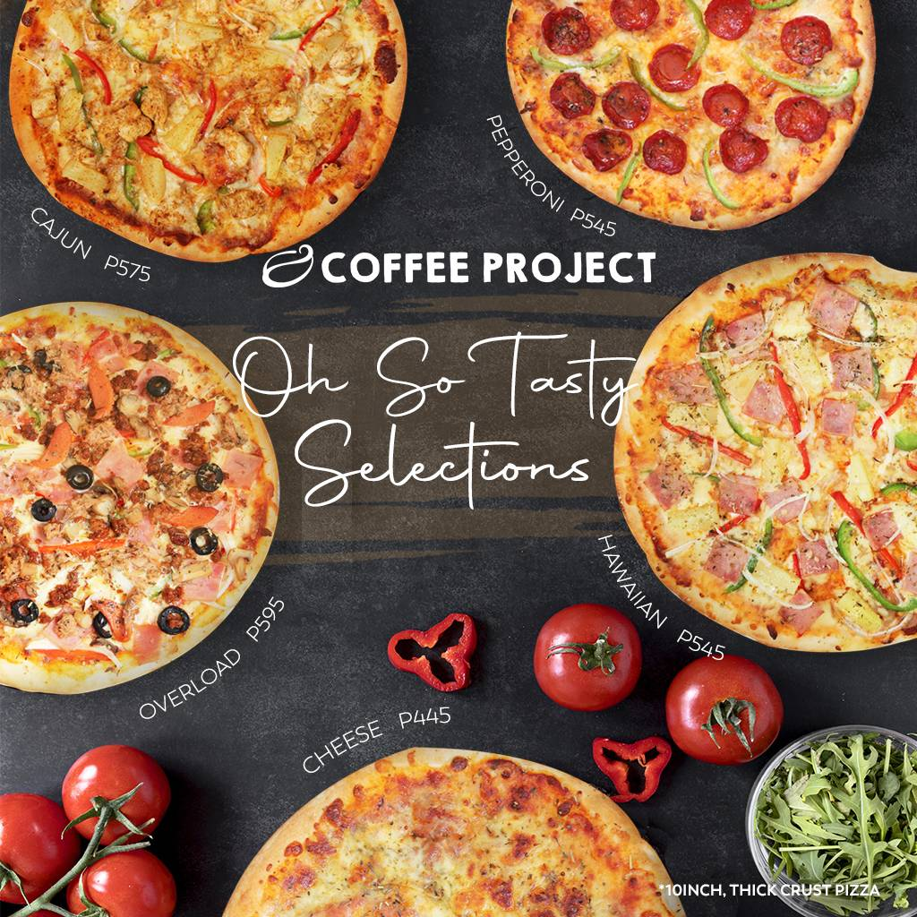 Oh So Tasty Selections - Coffee Project