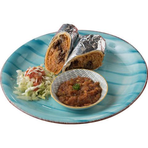 Chicken burrito-Gastroville and Paluto