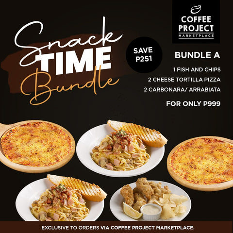 Snack Time Bundle A