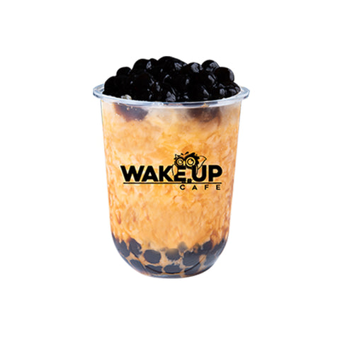 Okinawa Milk Tea -Wake Up Café