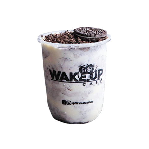 Oreo Cheesecake - Wake Up Café