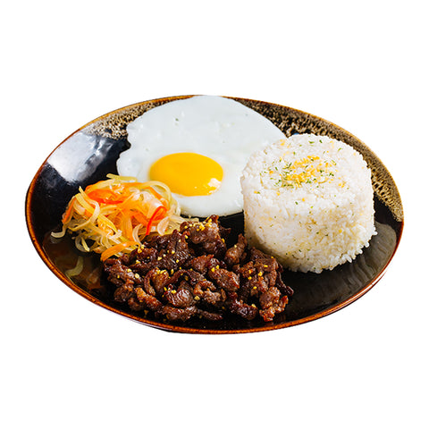 Beef Tapa-Coffee Project