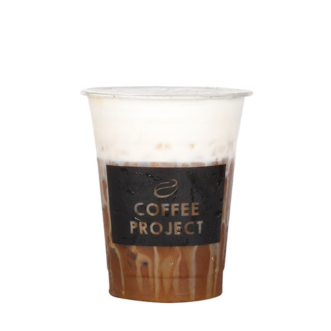 Iced Ca Phe Sua Da-Coffee Project