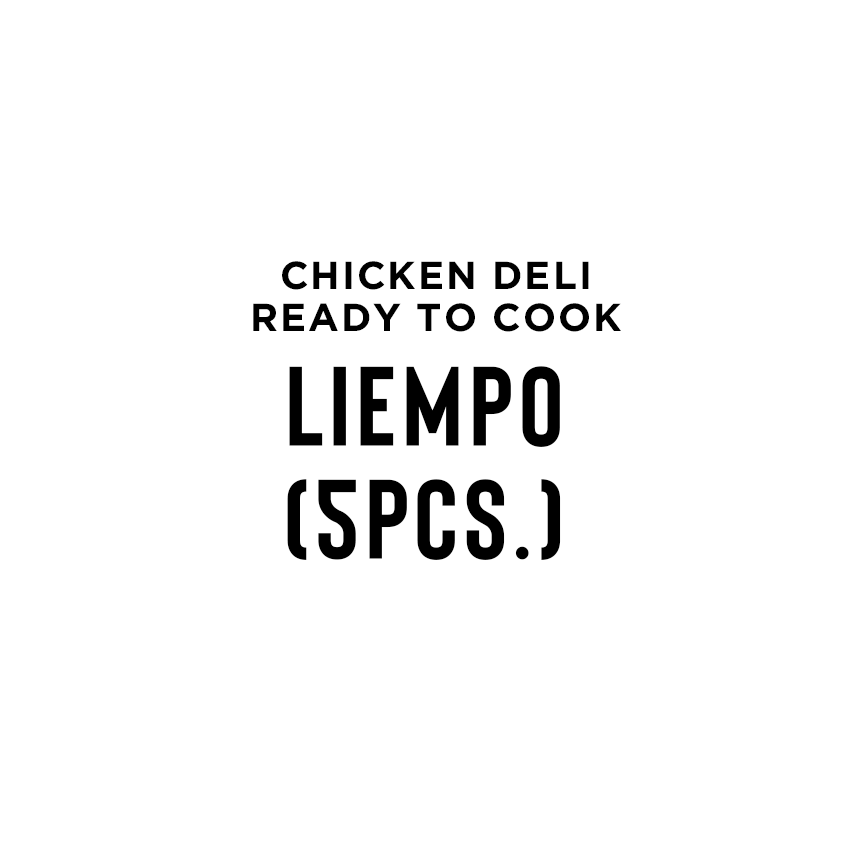 Liempo (5pcs, Frozen Product)-Chicken Deli
