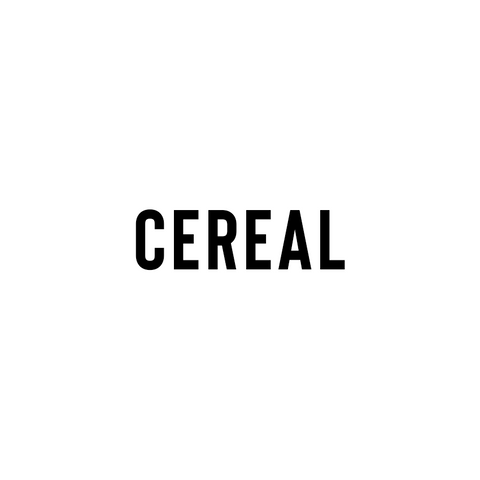 Cereal-Coffee Project