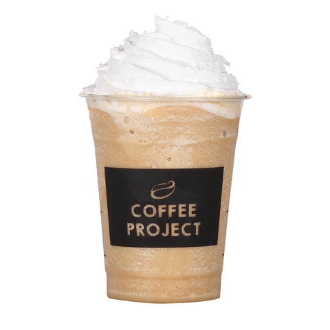 Coffee Creme Brulee Frappe-Coffee Project