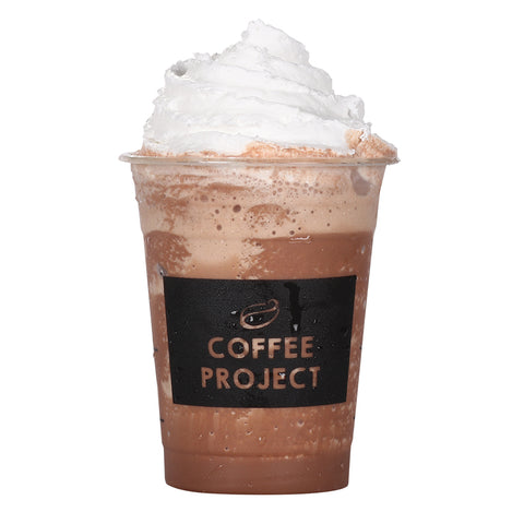Mocha Frappe-Coffee Project