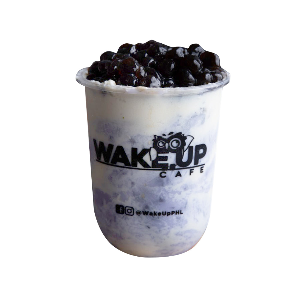 Taro Cheesecake - Wake Up Café