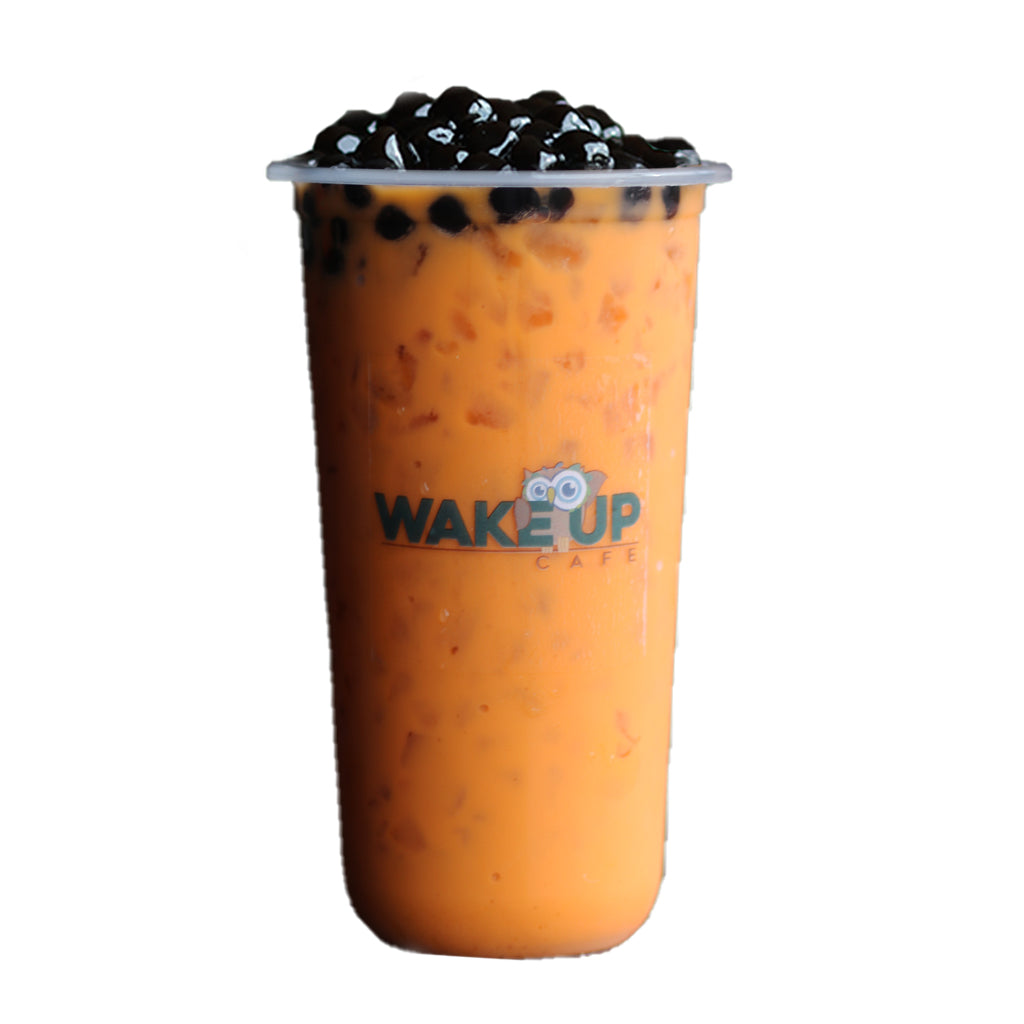 Thai Milk Tea - Wake Up Café