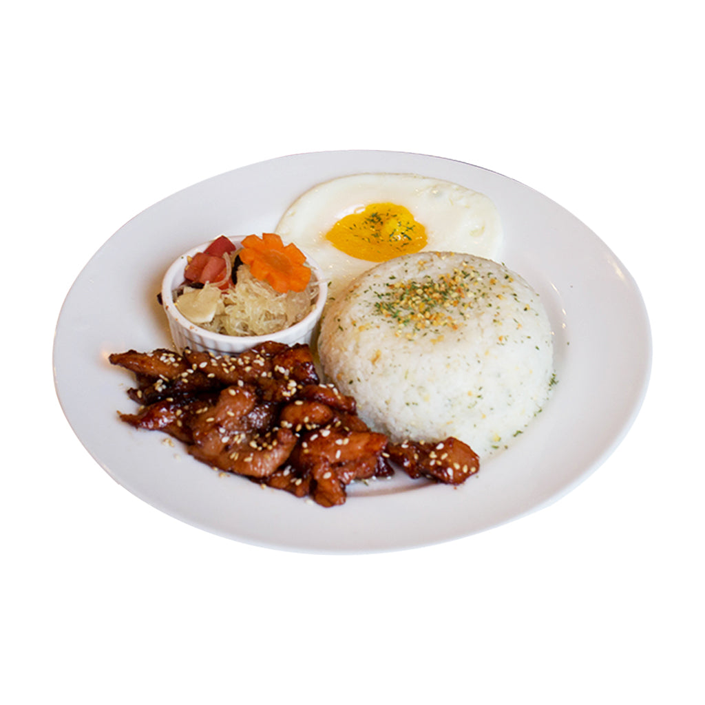 Chicken Tocino-Coffee Project
